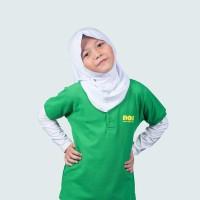 Nussa - Polo Kaos Anak Hijau