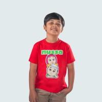 Nussa - Cairo Kaos Anak