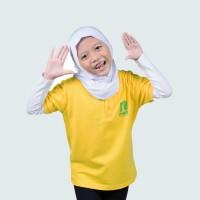 Nussa - Polo Kaos Anak Kuning