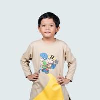 NUSSA - Zaad Kaos Anak (Lengan Panjang)