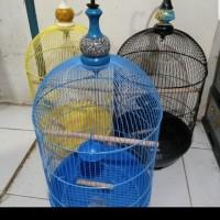 kandang sangkar burung love bird jumbo khusus grab gojek