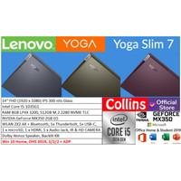 LENOVO YOGA SLIM 7 I5-1035G1 8GB 512GB MX350 2GB 14 FHD IPS W10 OHS