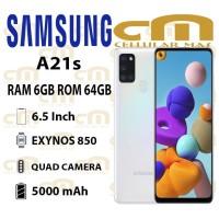 Samsung Galaxy A21s 6/64 RAM 6GB ROM 64GB GARANSI RESMI SEIN