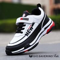 Sepatu Sneakers Anak Gio Saverino XAVIER Sepatu Sport Anak Ringan