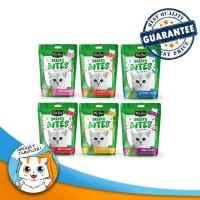 Kit Cat Breath Bites Snack 60gr - Snack Kering Pembersih Gigi Kucing