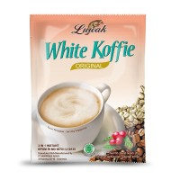 Kopi Luwak White Koffie Original 10x20gr (Renceng)