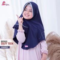 Bergo SILVY Teen MiuLan | Kerudung Jilbab Anak Remaja
