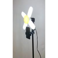 Paket Studio Lighting LED Kipas 50Watt Deformable Lamp