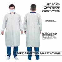 Surgical Gown Disposable APD Medis Baju Operasi