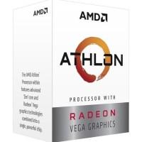 TERMURAH AMD ATHLON 3000G (RADEON VEGA 3) 3.5GHZ AM4 BOX - 2 CORE
