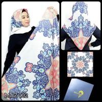Mazaya Hijab Premium / Hijab Printing MAZ 002