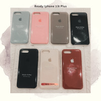 Premium Silicone Case For Iphone All Type