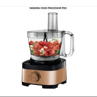 Signora Food Processor Tanpa Cubic Cutter