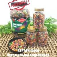 Repcal Adult Iguana Food / Pelet Makanan Iguana Dewasa REPACK 100gr