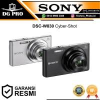 Sony W830 DSC W830 Digital Camera Pocket Garansi resmi