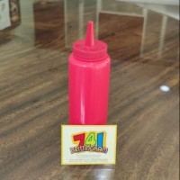 Squez Sauce Keeper 8 oz/ Botol Saos Plastik/ Botol Sambal Plastik/