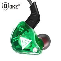 Qkz ak6 Earphone Sport Dynamic dengan Mic + Subwoofer Bass ck5