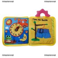 RSID Kids early development cloth books learning education unfolding