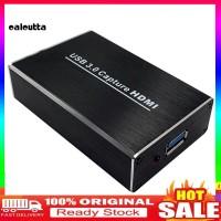 Box Portabel 4K 30hz HDMI TV PC Game HD USB 3.0 drive-free Video