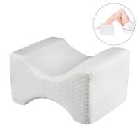 Pillow Memory Foam Knee Leg Pillow Bed Cushion Leg Pregnancy Leg