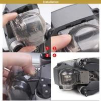 Penutup Lensa Kamera Transparan Ajaib Anti Debu Tahan Air