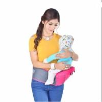 Gendongan Depan Hipseat Hip Seat Hip Rest Mom s Baby Lullaby MBG-2011
