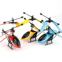 Helikopter RC Mini dengan Remote Control