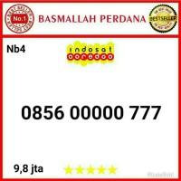Nomor Cantik indosat im3 panca 000 triple 777 0858 00000 777 bn4