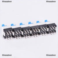 Hihappyhour 20pcs 7*7mm PCB 6 Pin Push Tactile Power Micro Switch