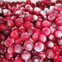FROZEN CRANBERRIES 1KG