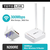 Totolink N200RE Router Wiereless N Mini 300Mbps