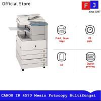 CANON IR 4570 Mesin Fotocopy B/W A3 | FREE ONGKIR