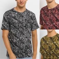 KAYSER parang koesoema kaos baju full printing motif batik