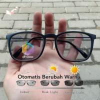 kacamata lensa photocromic grey (normal/minus/silinder) ART1118