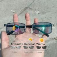 kacamata model lensa photocromic (normal/minus/silinder) ros4101