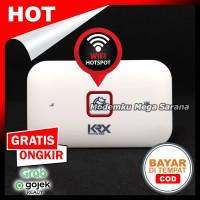 Blazz KRX M300 Mifi Mobile Wifi 4G LTE All Operator Bisa Smartfren