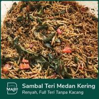 Sambal Teri Medan Kering [KRIUK, GURIH, PEDAS POLLL!] by Sambal Mabo