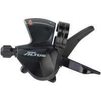 Shifter 3 Speed Shimano Altus Kiri Troy Noris Ecosmo Sepeda Lipat