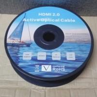 Cable HDMI Fiber Optic 50 Meter Support 4K
