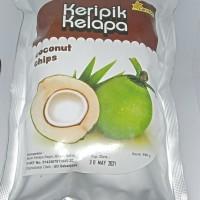kripik kelapa