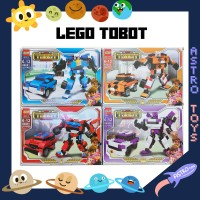 LEGO ROBOT TRANSFORMERS TOBOT 2 in 1