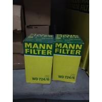 MANN FILTER OIL FILTER WD 724/6
