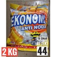 Wings Cream EKONOMI 2 KG E2K E 2K Sabun Colek Kuning Krem Anti Noda