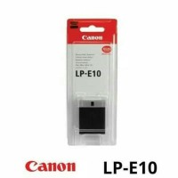 Battery LP-E10 ORIGINAL-Battery batre Canon EOs 4000D, 1500D