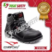 Sepatu Kerja Safety Cheetah 5101HA - 6