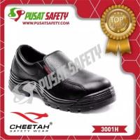 Sepatu Kerja Safety Cheetah 3001H - 6
