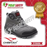 Sepatu Kerja Safety Cheetah 5106HA - 7