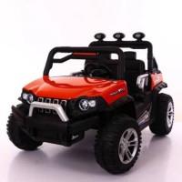 Mainan Mobil Aki Jeep Beach Cruiser Unikid UK 758 4wd