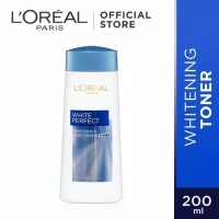 L'Oreal Paris White Perfect Whitening Toner Skin Care -200ml