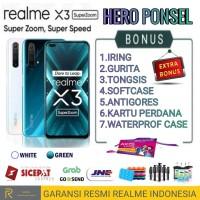 REALME X3 SUPERZOOM RAM 12/256 GB GARANSI RESMI REALME INDONESIA